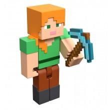 Minecraft – Figurka Alex z diamentowym kilofem – GTT49
