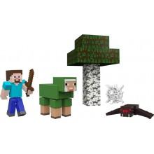 Minecraft – Overworld – Startowy zestaw przygodowy GYX22