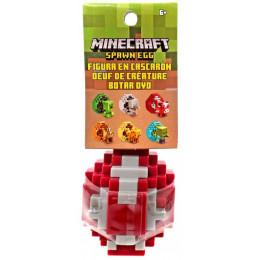 Minecraft - Spawn Egg - Jajko z figurką - Krowa FMC85