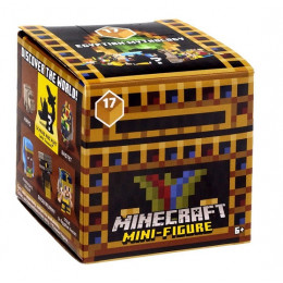 Minecraft - Mini figurka - Niespodzianka w pudełku Seria 17 - FXT80