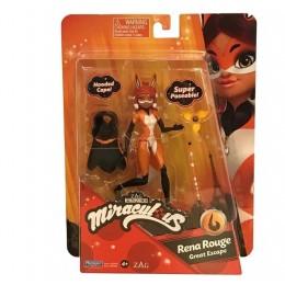 Miraculous – Mini lalka Rena Rouge Ruda Kitka – 50404