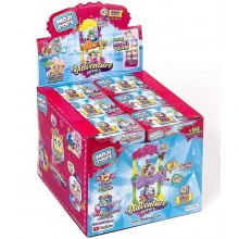 Moji Pops – Adventure – 2 Team Huts – 2 chatki + 2 figurki 13557