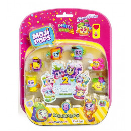 Moji Pops - Zestaw 8 figurek - Pearl Surprise - MP03U0301