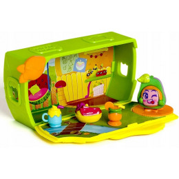 Moji Pops - Club House - Domek klubowy + figurka – FRUTTIS MP03U1101