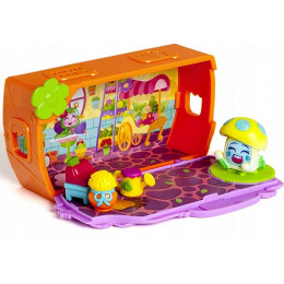Moji Pops - Club House - Domek klubowy + figurka – GARDENERS MP03U1101