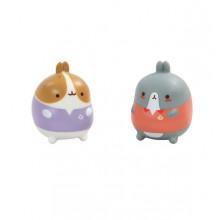 Tomy - Molang - Figurki Sportowi przyjaciele Molanga - L66050