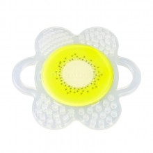 Mombella - Gryzak silikonowy - Kwiatek Kiwi - P8056