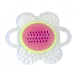 Mombella - Gryzak silikonowy - Kwiatek Arbuz - P8057