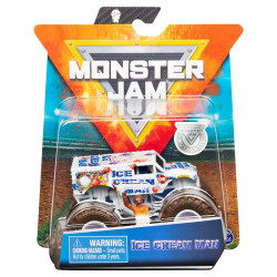 Samochód Monster Jam – Ice Cream Man 1:64 – 6900