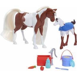 Mustang Spirit: Riding Free - Karmienie i opieka nad końmi - 39312