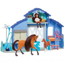 Mustang Spirit: Riding Free - Stajnia dla koni z Lucky - 39401