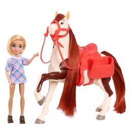 Mustang Spirit: Riding Free - Abigail i Boomerang 39050 39767