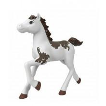 Mustang Spirit: Droga do wolności – Figurka biały źrebak GXD93