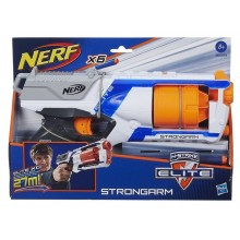 NERF 36033 N-Strike Strongarm 27 metrów!