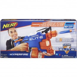 NERF B5573 N-Strike Elite - Wyrzutnia Hyperfire
