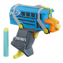 NERF - Fortnite Microshots - Pistolet na strzałki - Micro Battle Bus - E6752