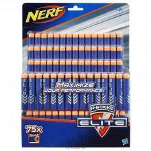 NERF N-Strike Elite - Piankowe strzałki 75 sztuk - A0313