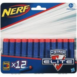 NERF A0350  N-STRIKE 12 Strzałek