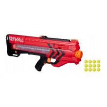 NERF Rival - Wyrzutnia piankowych kulek Zeus MXV-1200 - czerwony B1592