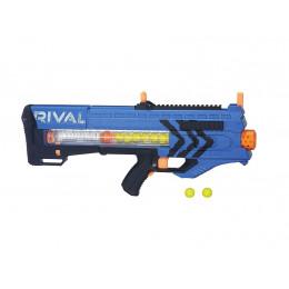 NERF Rival - Wyrzutnia piankowych kulek Zeus MXV-1200 - niebieski B1593
