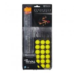 NERF Rival - Magazynek i dodatkowe naboje - kulki 18 szt. B1594