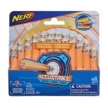 NERF Accustrike C0163 - 24 strzałki