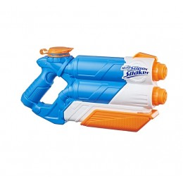 Nerf Super Soaker - Pistolet na wodę Twin Tide - E0024