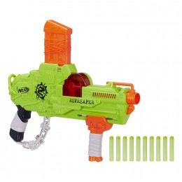 NERF Zombie Strike - Wyrzutnia strzałek Revreaper - E0311