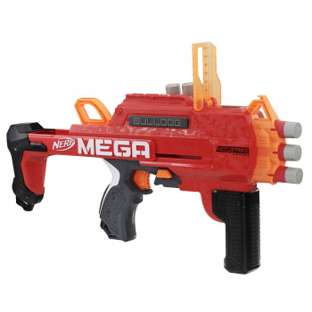 NERF Accustrike - Wyrzutnia strzałek Mega Bulldog - E3057
