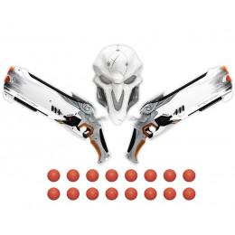 NERF Rival Overwatch - Żniwiarz Reaper - Dwie strzelby i maska E3119