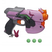 NERF Rival Overwatch - Wyrzutnia kulek D.Va - E3122