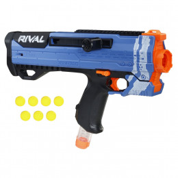 NERF Rival - Helios XVIII-700 - Wyrzutnia piankowych kulek - Niebieska E3379