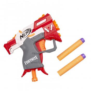 NERF Fortnite Microshots - Pistolet na strzałki - Micro TS E6745