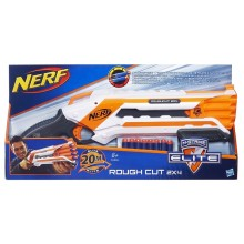 NERF A1691 N-Strike Elite Rough Cut 2x4