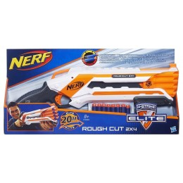 NERF A1691 N-Strike Elite Rough Cut 2x4