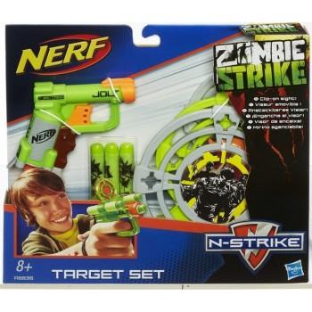 NERF A6636 N-Strike Elite ZOMBIE Target Set