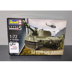 OUTLET - Revell Czołg M109 US Army - 03265