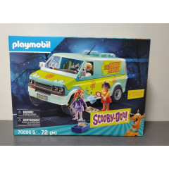OUTLET - Playmobil Scooby Doo Samochód Mystery Machine - 70286