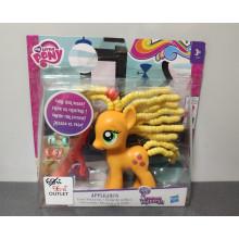 OUTLET - My Little Pony szalona fryzura Applejack - B5418