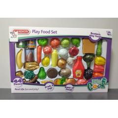 OUTLET - CASDON jedzenie owoce i warzywa - 618