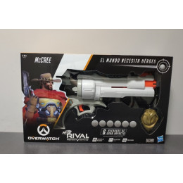 OUTLET - NERF Rival Overwatch McCree - E3121