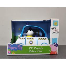 OUTLET - Świnka Peppa - Samochód Pandy - 06676