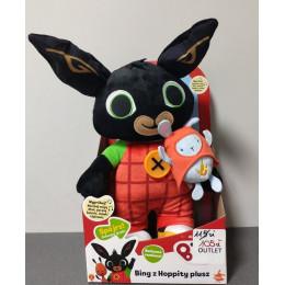 OUTLET - Duża maskotka pluszak króliczek Bing - 3516