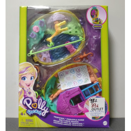 OUTLET - Polly Pocket ananasowa torebka - GKJ64