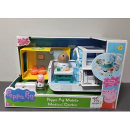 OUTLET - Świnka Peppa - Mobilne Centrum Medyczne z figurkami - 06722