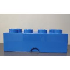 OUTLET - LEGO Pojemnik 8 na zabawki 50cm Niebieski