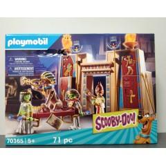 OUTLET – Playmobil 70365 – Scooby Doo przygoda w Egipcie