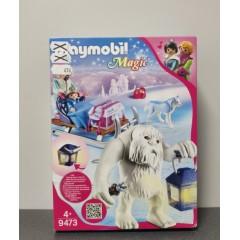 OUTLET - Playmobil 9473 - Zimowy Troll z sankami