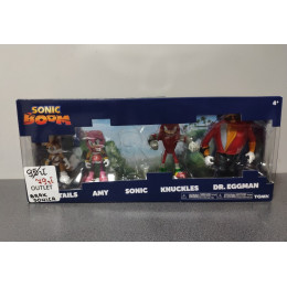 OUTLET - Sonic Boom - zestaw 4 figurek - T22068