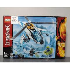 OUTLET - LEGO NINJAGO Szurikopter - 70673